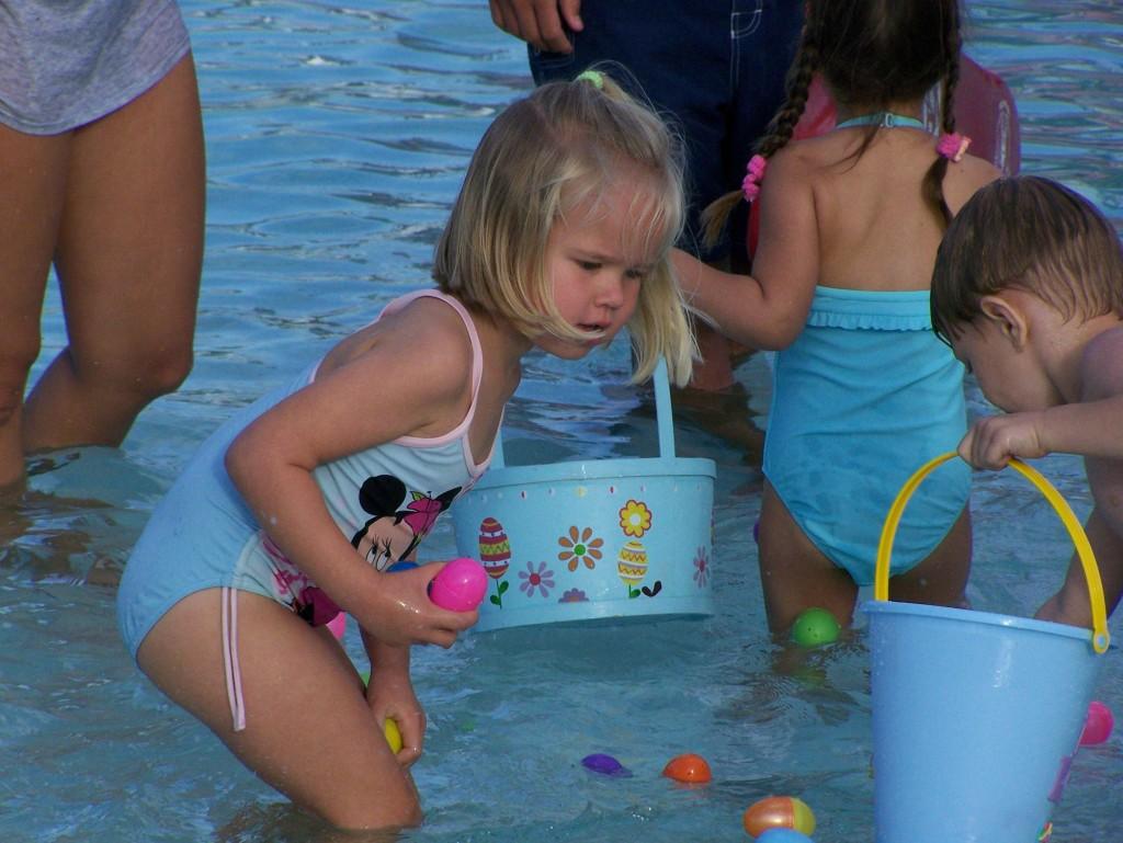 """Water Egg Hunt"" @ North County Aquatic Center | Sebastian | Florida | United States"