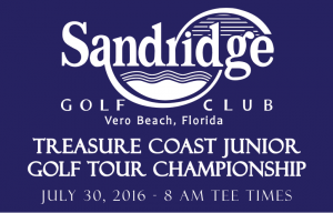 Treasure Coast Junior Golf Tour Championship @ Sandridge Golf Club | Vero Beach | Florida | United States