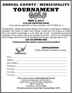 City/County Golf Tournament @ Sandridge Golf Club | Vero Beach | Florida | United States
