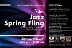 The Jazz Spring Fling @ iG Center | Vero Beach | Florida | United States