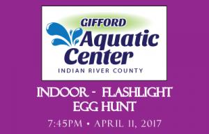 Indoor Flashlight Egg Hunt @ GYAC | Vero Beach | Florida | United States