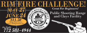 Rim Fire Challenge Shooting Event! @ IRC Shooting Range | Sebastian | Florida | United States