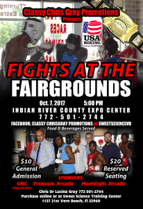 Fights at the Fairgrounds @ IRC Expo Center | Vero Beach | Florida | United States