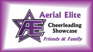 Aerial Elite Cheerleading Showcase for Friends & Family @ iG Center | Vero Beach | Florida | United States