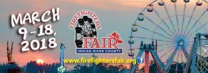 Indian River County Firefighters' Fair @ IRC Fairgrounds | Vero Beach | Florida | United States