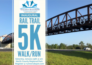 Inaugural Rail Trail 5K @ North County Regional Park