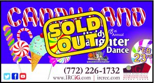 SOLD OUT! 18th Annual Daddy Daughter Dance @ iG Center | Vero Beach | Florida | United States