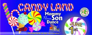Mommy Son Dance - 7th Annual @ iG Center | Vero Beach | Florida | United States
