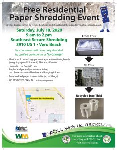 FREE Residential Paper Shredding Event @ Southeast Secure Shredding