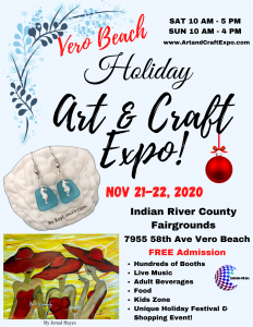 Holiday Art & Craft Expo. by Patriot Production @ IRC Fairgrounds