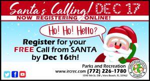 Santa Calling!