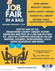 Job Fair in a Bag @ All Libraries