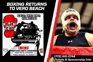 Classy Chris Gray Boxing Event @ IRC Fairgrounds