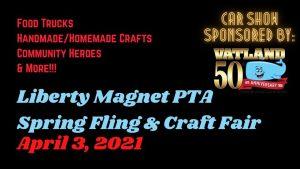 Liberty Magnet Craft Show @ IRC Fairgrounds