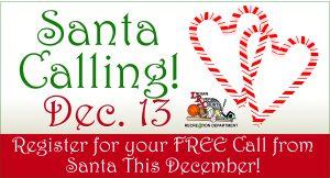 Santa Calling Ig Center Vero Beach Florida United States