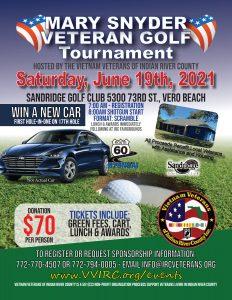 2021 Mary Snyder ANNUAL Golf Tournament @ Sandridge Golf Club