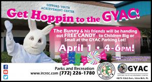 Get Hoppin to the GYAC! @ GYAC