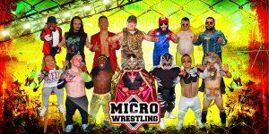 Micro Wrestling Returns to Vero Beach, FL! @ IRC Fairgrounds